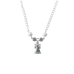 Designer Jewellery Angel Ivory Bead Necklace