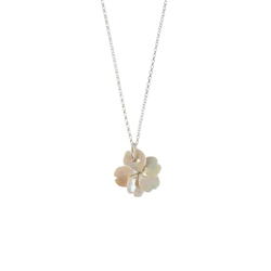 Designer Jewellery Plumeria Necklace