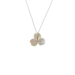 Designer Jewellery Shamrock Necklace