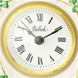 Belleek Classic Small Clock Movement - Insert