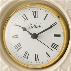 Belleek Classic Large Clock Movement - Large