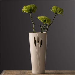 Belleek Living Reeds Vase By Wendy Ward