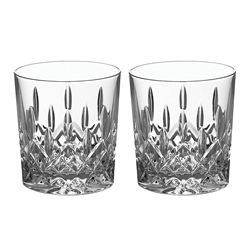 Galway Crystal Personalised Galway Crystal Longford DOF Pair
