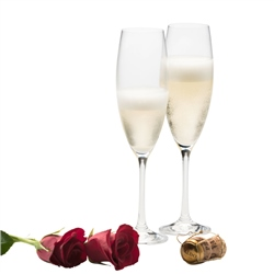 Galway Living Elegance Prosecco Glass Pair