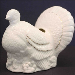 Belleek Classic Thanksgiving Turkey Centerpiece