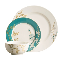 Belleek Living Bellevue 12 Piece Dinnerware Set
