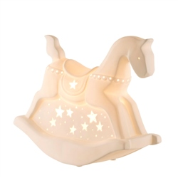 Belleek Living Rocking Horse Luminaire