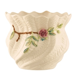 Belleek Classic Masterpiece - Carlingford Cache Pot