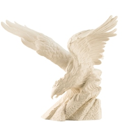 Belleek Classic Masterpiece Collection - Golden Eagle