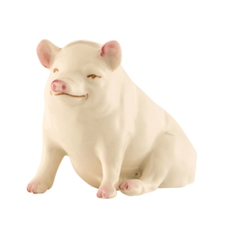 Belleek Classic Masterpiece Collection - Pig