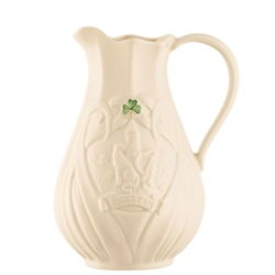 Belleek Classic Trademark Pitcher Edition Piece 2018