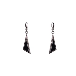 Designer Jewellery Midnight Onyx Earrings