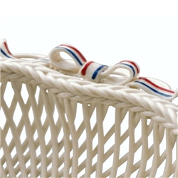 Belleek Classic Independence Day Celebration Basket
