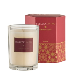 Belleek Living Mulled Wine Candle