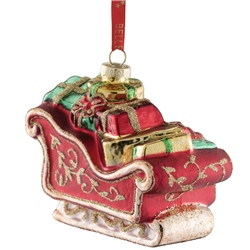 Belleek Living Sleigh