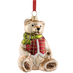 Belleek Living Teddy Bear
