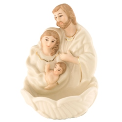 Belleek Living Nativity Font