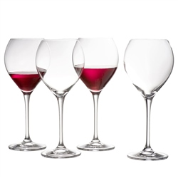 Galway Living Clarity Red Wine Set of 4