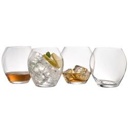 Galway Living Clarity Tumbler Set of 4