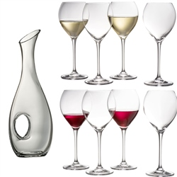 Galway Living Clarity Wine O'Clock Pack *Belleek.com - Exclusive*