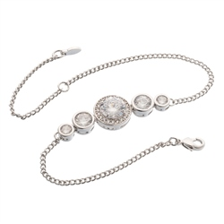 Belleek Designer Jewellery Elements Air Bracelet