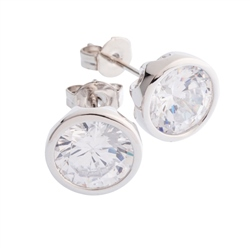 Belleek Designer Jewellery Elements Air Earrings