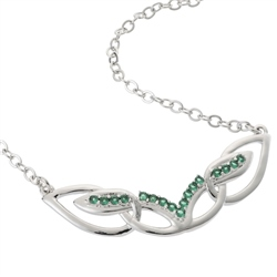 Jewellery Collections Emerald Necklace