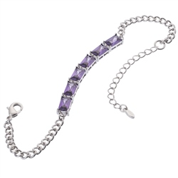 Jewellery Collections Violet Bracelet
