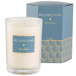 Belleek Living Earl Grey Candle