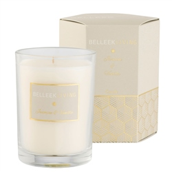 Belleek Living Jasmine & Vanilla Candle
