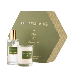 Belleek Living Sage & Eucalyptus Gift Set