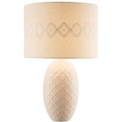 Belleek Living Inish Lamp & Shade