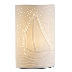 Belleek Living Sail Away Luminaire