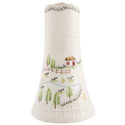 "Belleek Classic Connemara 9"" Vase"