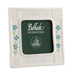 Belleek Classic Boy 3 x 3 Personalised Frame
