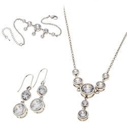 Belleek Designer Jewellery Love Knot Collection