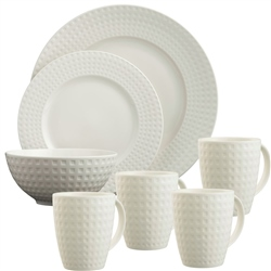 Belleek Living Grafton 16 Piece Dining Set