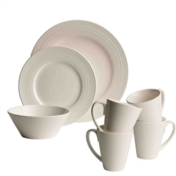 Belleek Living Ripple 16 Piece Set - *Belleek.com - Exclusive*