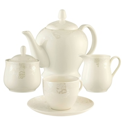 Belleek Living Evermore Teaset