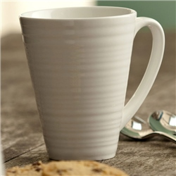 Belleek Living Ripple Mug