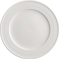 Belleek Living Ripple Dinner Plate
