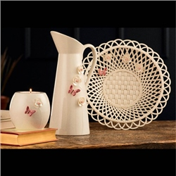 Belleek Living Colour Collection - Blush Lamp