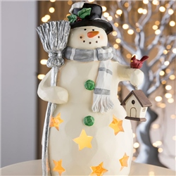 Aynsley Mr Snowman LED