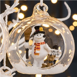 Galway Living Let it Snow Hanging Ornament