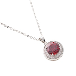 Belleek Designer Jewellery Elements Necklace - Fire