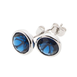 Belleek Designer Jewellery Elements Earrings - Water