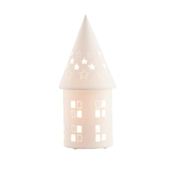 Belleek Living Starlight House Luminaire (US Fitting)