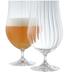 Galway Living Erne Beer / Cocktail Glasses Pair