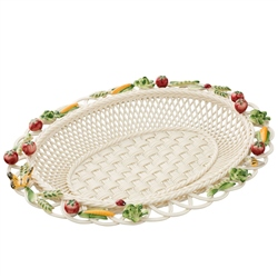 Belleek Classic Kitchen Garden Annual Basket 2020