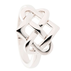 Belleek Designer Jewellery Eternity Ring